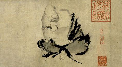 Liang Kai Zen art