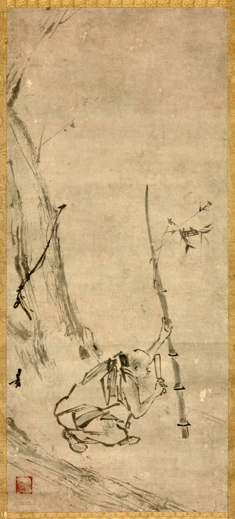 Liang_Kai_Cutting_Bamboo