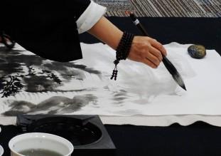 YiXiong Gu Zen art