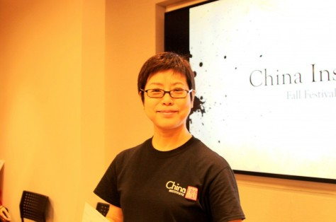 Wanling Zhang,Program Manager,Adult Language & Studio Programs,China Institute